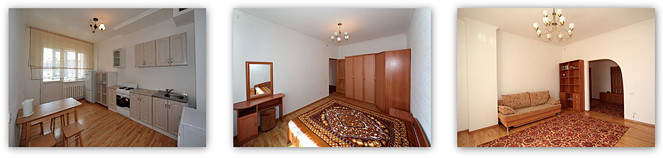 1-bedroom apartment for daily rent